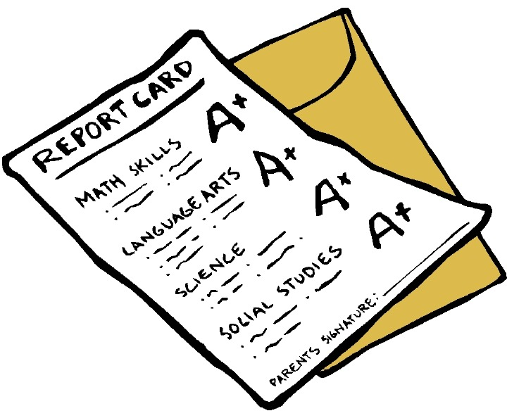 Report Cards Launch On Monday – Jan. 9