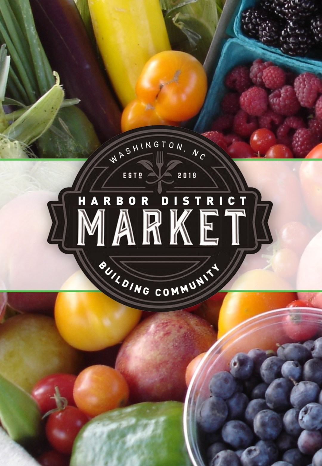 Harbor District Market Cover