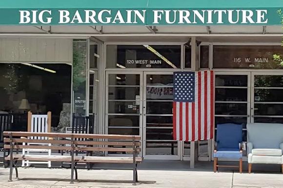 WHDA  0054 Big Bargin Furniture