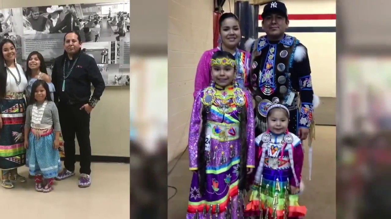Family of Powwow Dancers Travels Across North America