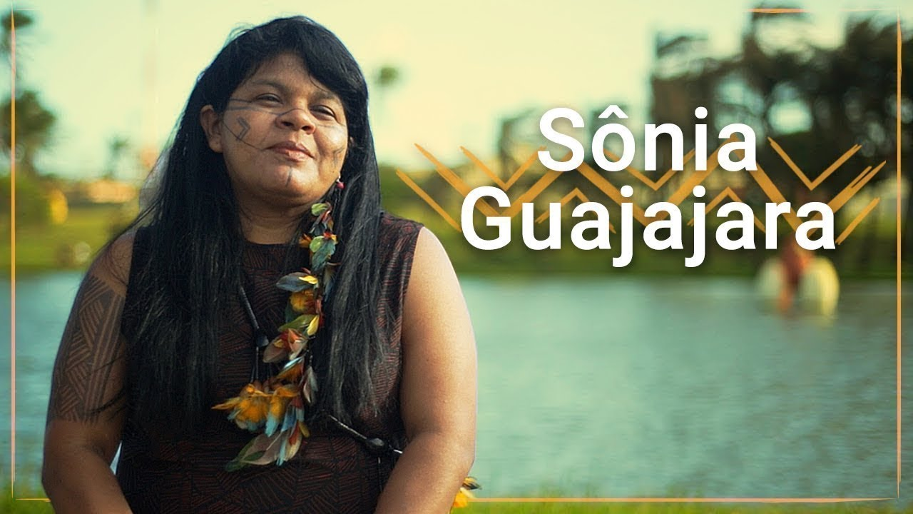 Brazil's First Female Indigenous Vice Presidential Candidate