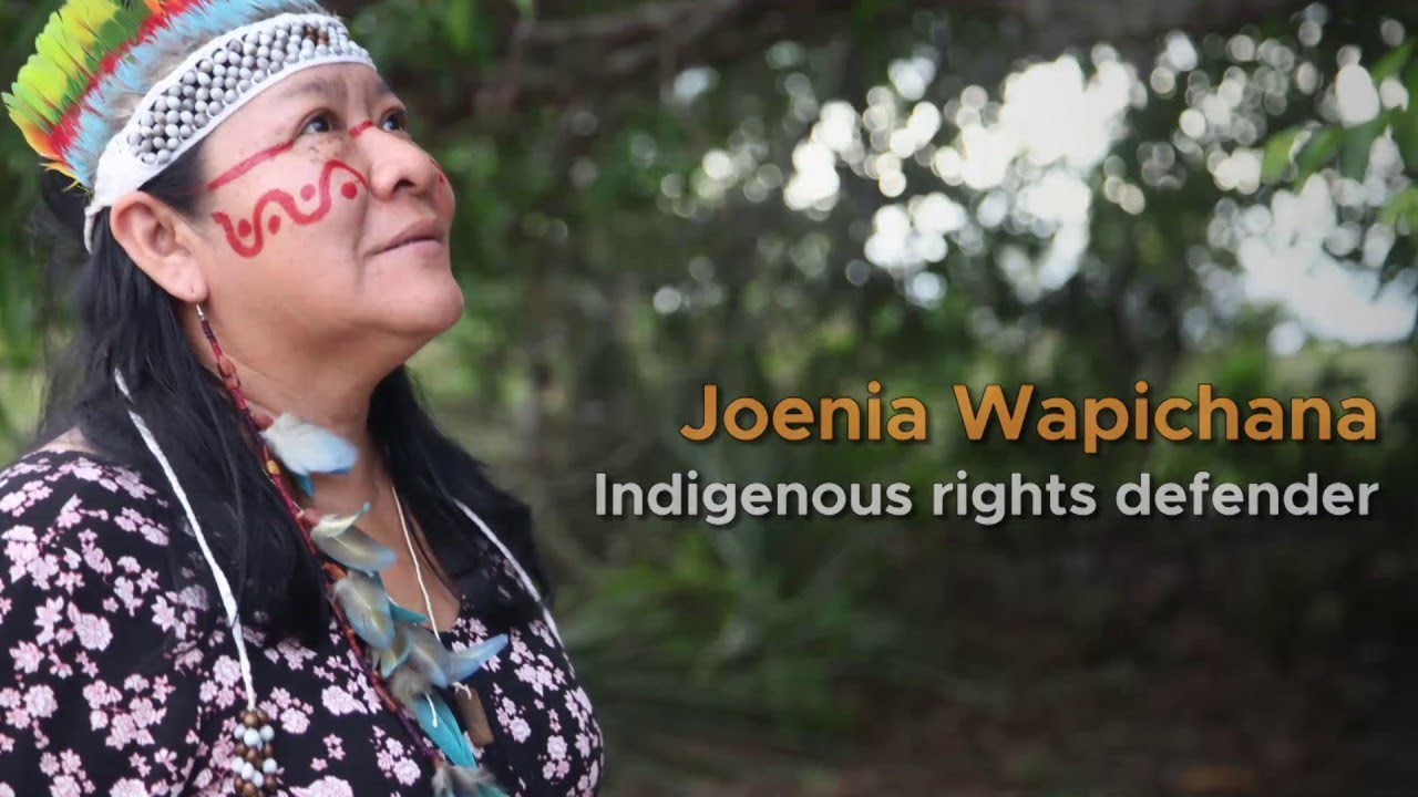 Joenia Wapixana - Activist For The Rights Of Indigenous Communities | Brazil