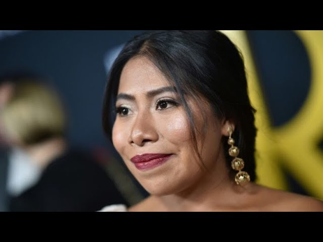 Indigenous Woman Covers Vogue | Yalitza Aparicio