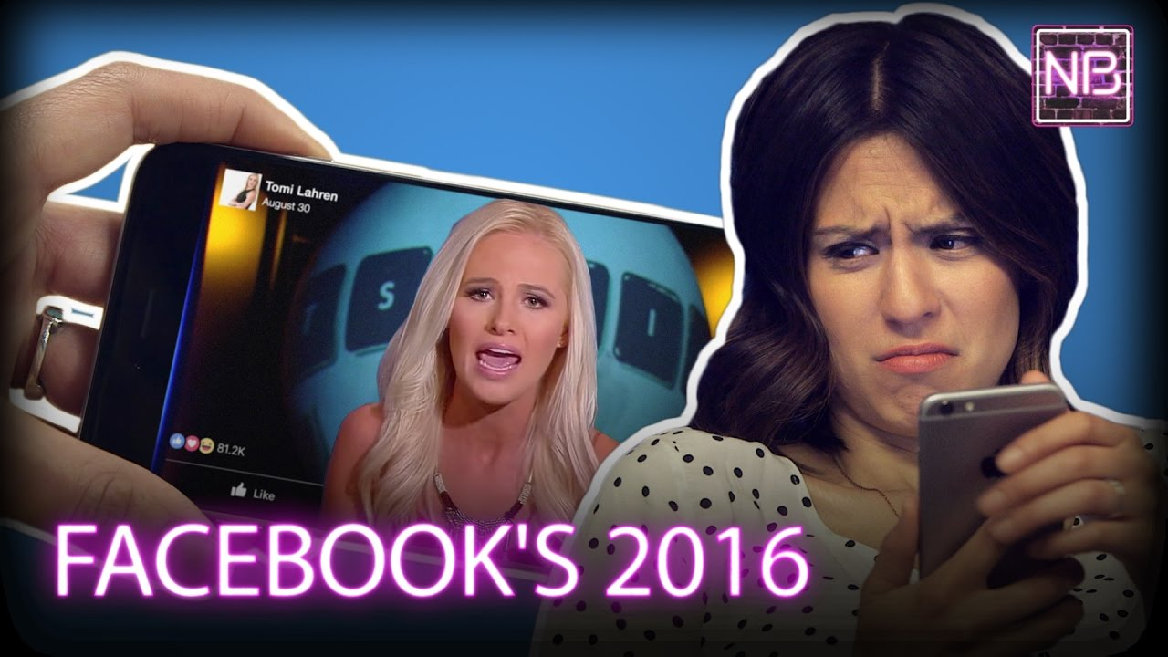 A Truthful Facebook 2016 Year-In-Review | Newsbroke (AJ+)