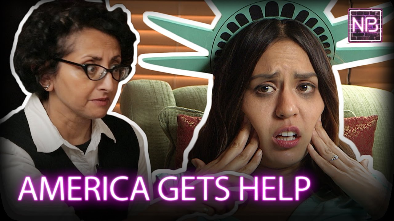 America Needs Therapy | Newsbroke (AJ+)
