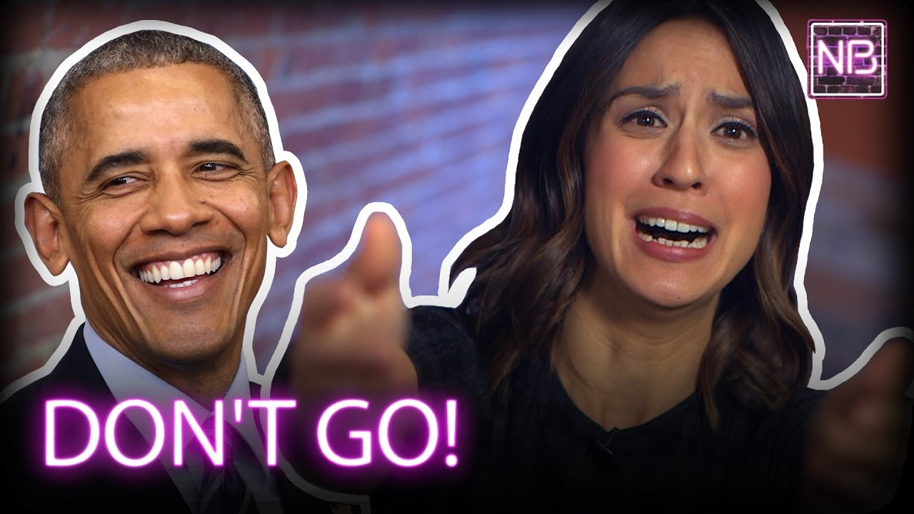 Dear Obama, Don't Go! | Newsbroke (AJ+)