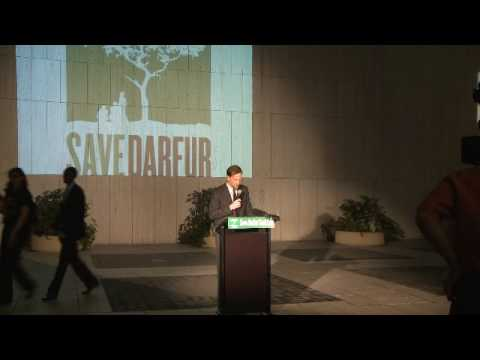 Save Darfur Coalition Event: Darfur/Darfur in NYC -- Part 1