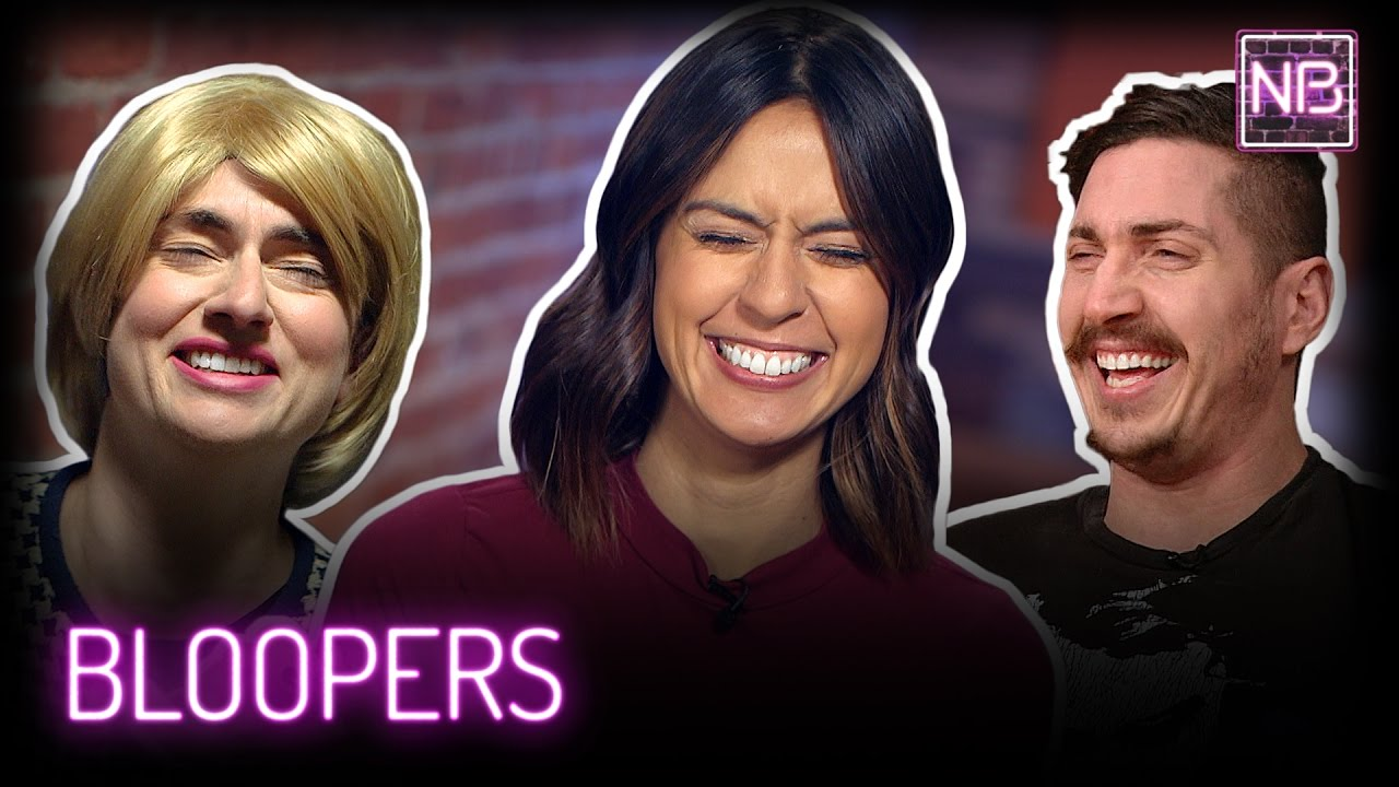 The Best Newsbroke Bloopers Of The Year | Newsbroke (AJ+)