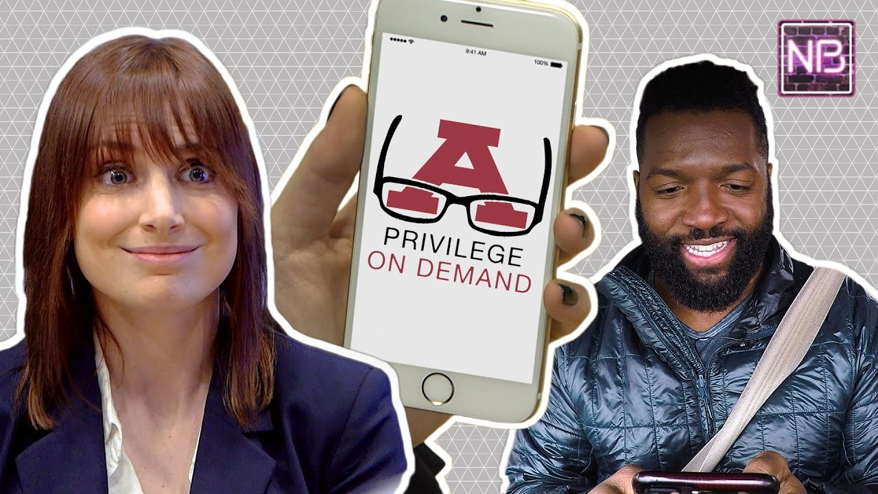 Uber Allies: Privilege On Demand! | Newsbroke (AJ+)