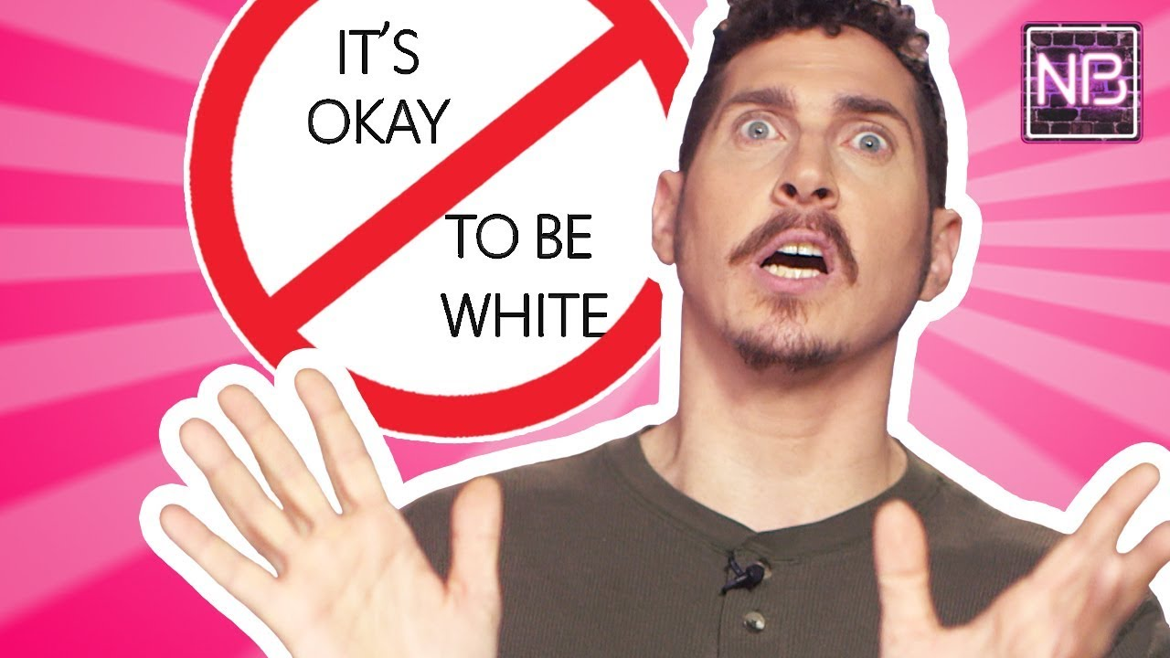 Why 'It's OK To Be White' Is Racist