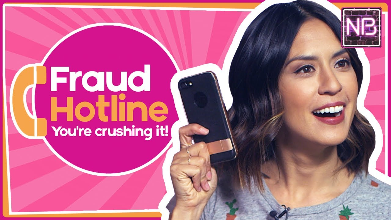 You Are NOT A Fraud! Francesca Answers The Fraud Hotline