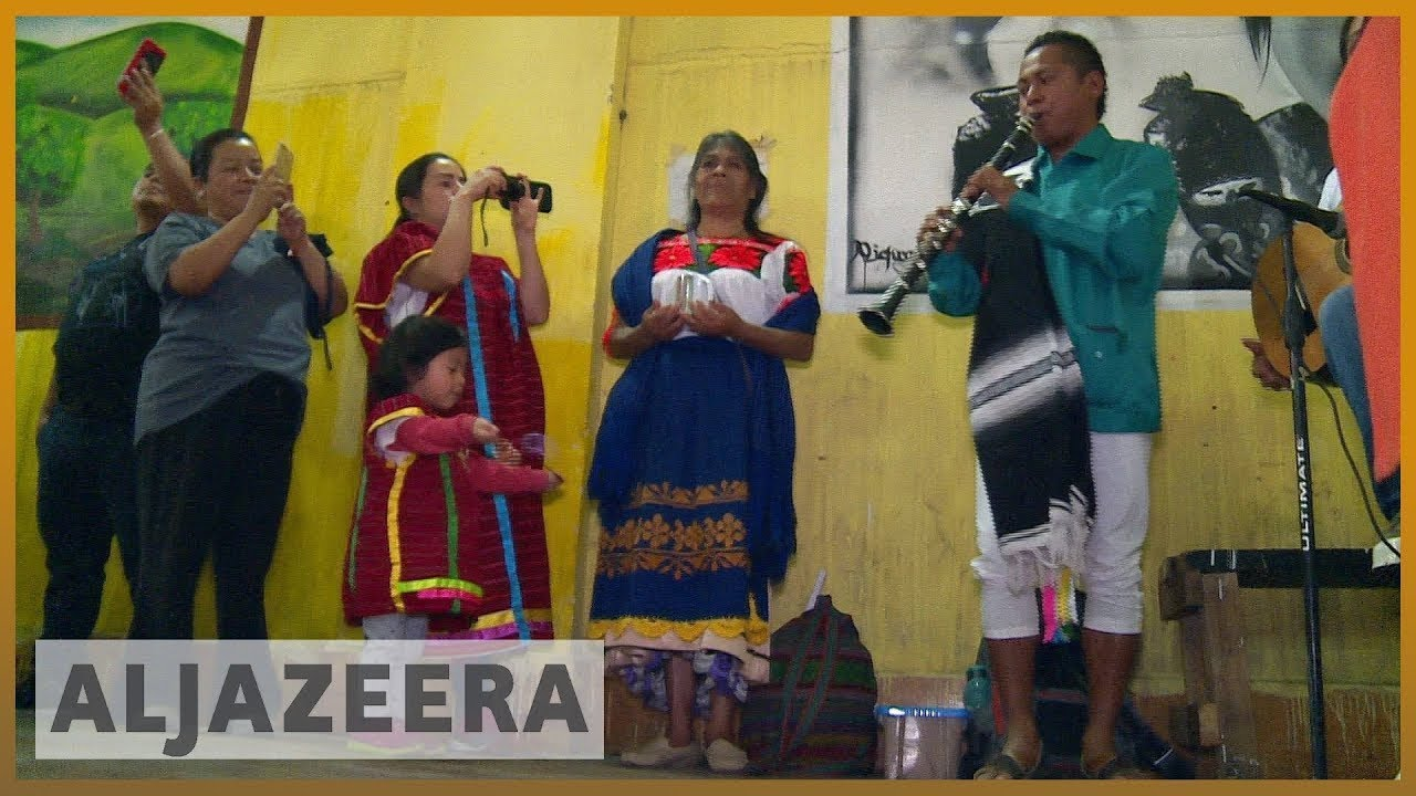 Mexico's Indigenous Languages At Risk Of Disappearing