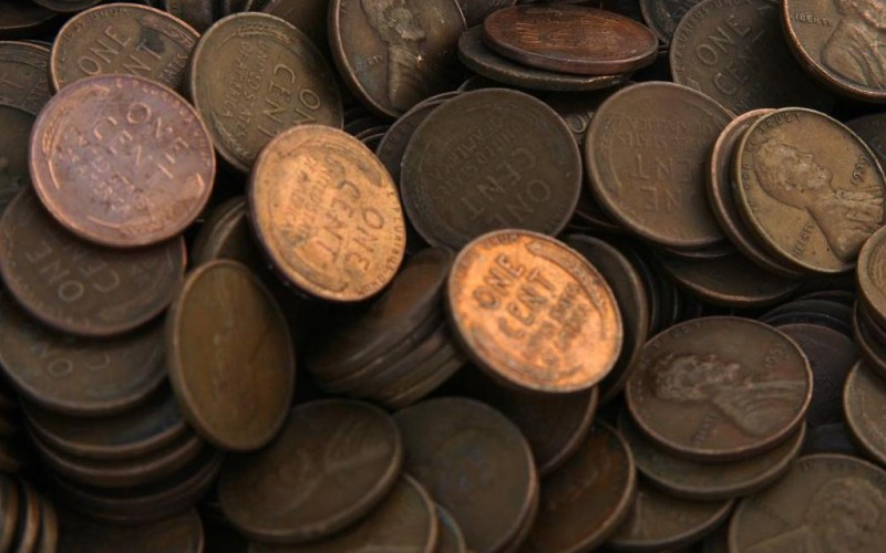 Buy Unsearched Wheat Cents: Bulk Wheat Pennies
