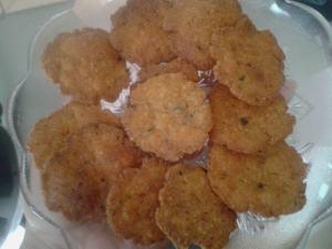 Wheat Germ Masala Mathri