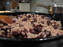 Nicaraguan Red Beans and Rice  Wheatless Bay