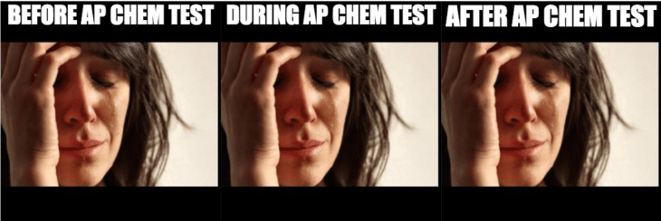 AP Chem Test Problems