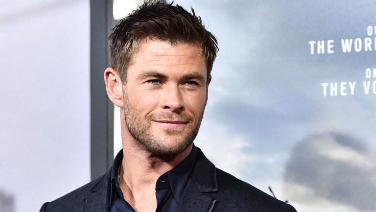 Chris Hemsworth to Get Star on Hollywood Walk of Fame