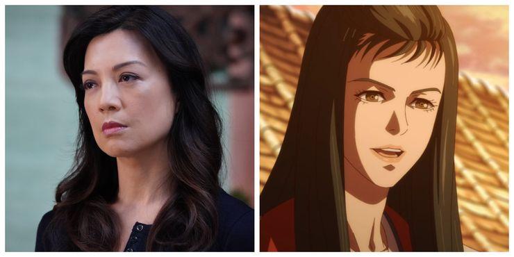 Ming-Na Wen Stars in Netflix's Yasuke.