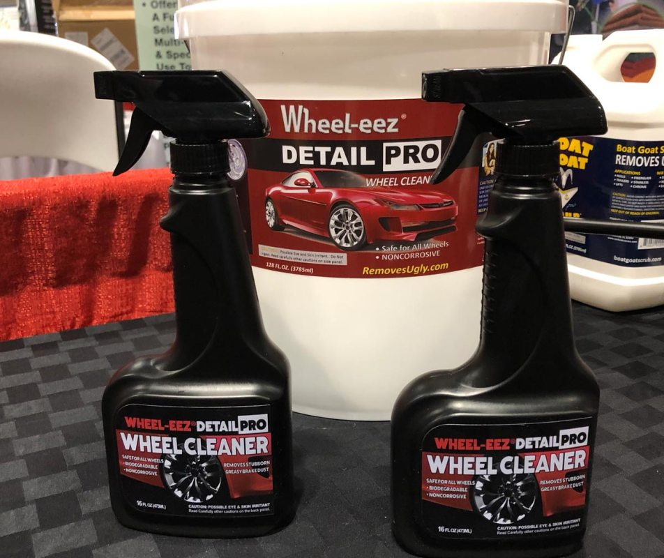 Wheel-eez®Detail Pro Pint Size