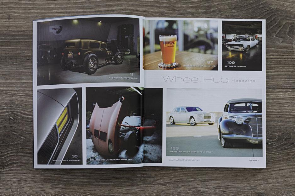 Wheel Hub Magazine