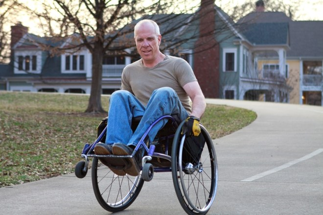 Without the right equipment, living to your potential can be impossible for someone with a physical disability. Frank Barham worked tirelessly to change that by raising donations to provide people with disabilities access to life changing wheelchairs.