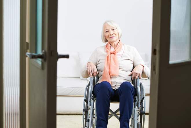 Accessible door aids help your loved ones live more independently.