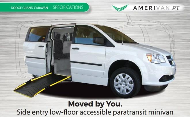 dodge minivan eldorado mobillity
