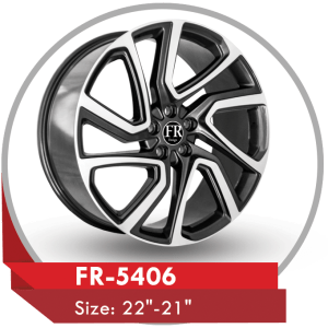 FR-5406 ALLOY RIMS FOR RANGE ROVER
