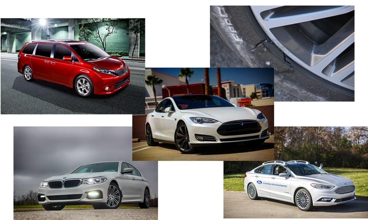 Episode #19 – The Race For Autonomy, New Tech For Old Cars And Flat ...