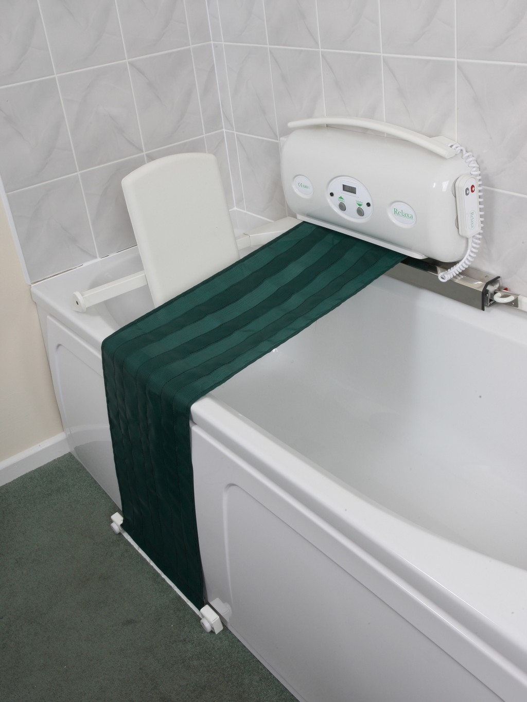 Handicap Bath Chair Wheelchair Assistance Bath Lift For The Disabled