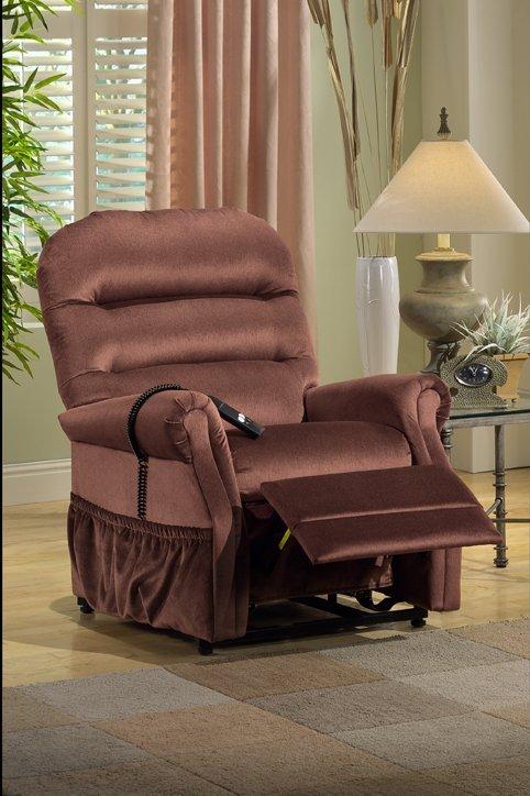 Wheelchair Assistance  Berkline lift recliner chair