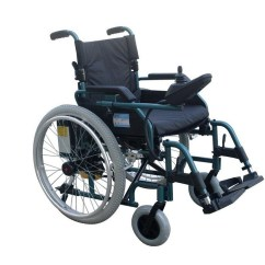 Wheelchair Motor Black Wood Chairs Assistance Replacement Arm Rest For Manual