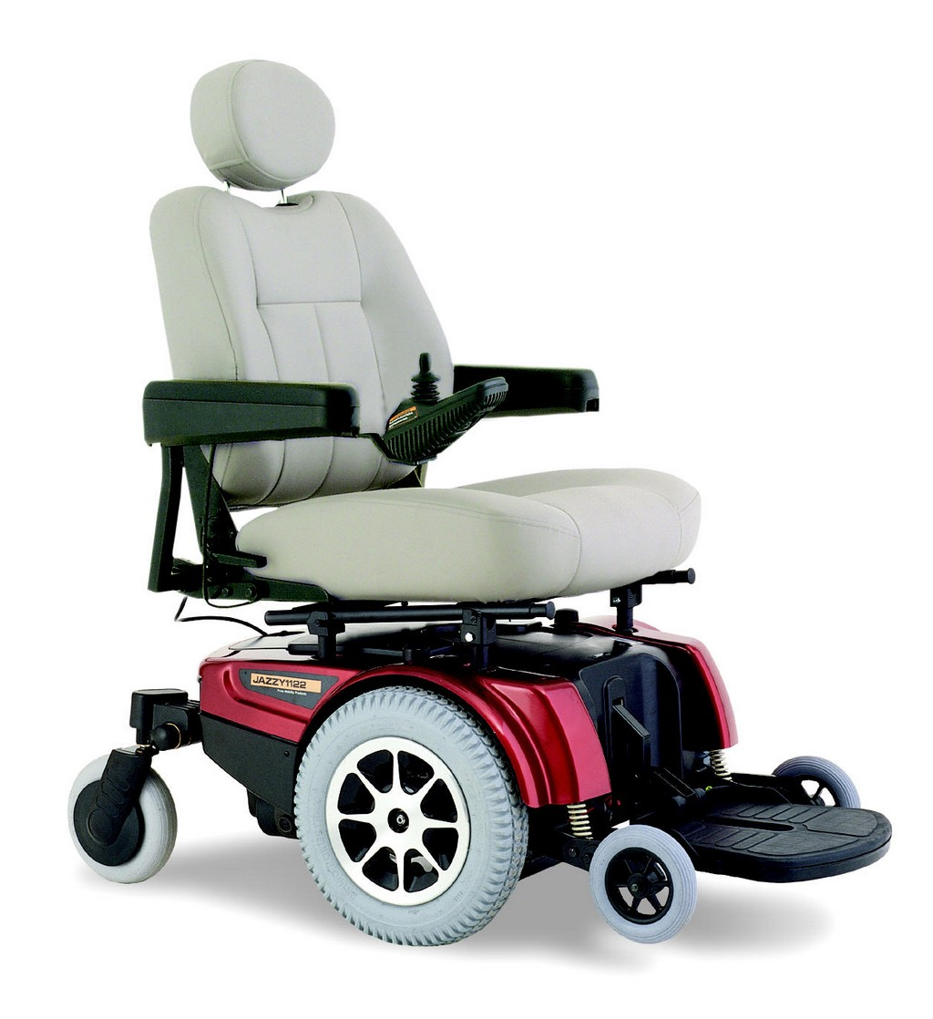 Used Power Chair Wheelchair Assistance Invacare Power Wheelchair
