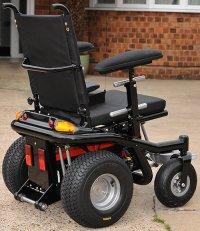 Wheelchair Assistance | Power wheel chair with tilt