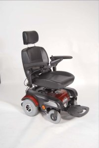 Wheelchair Assistance | Rascal 320 power wheel chair