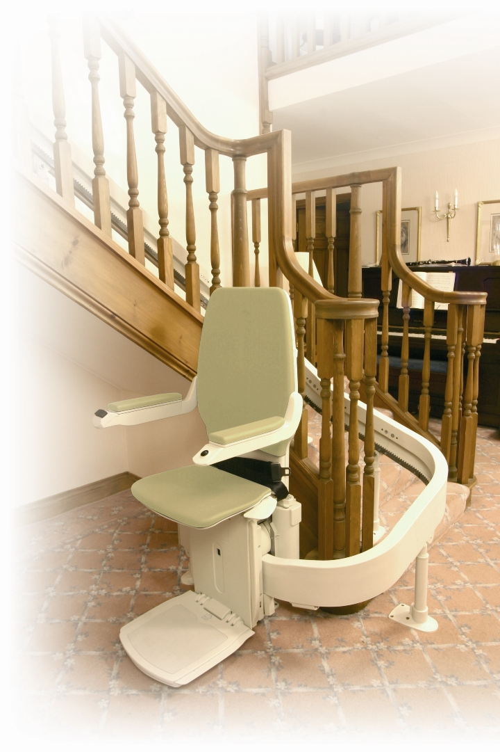 Wheelchair Assistance  Chair stair lift