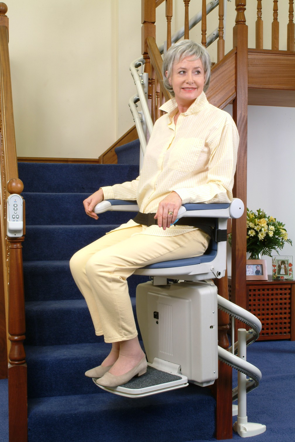 Wheelchair Assistance  Stair lifts basement