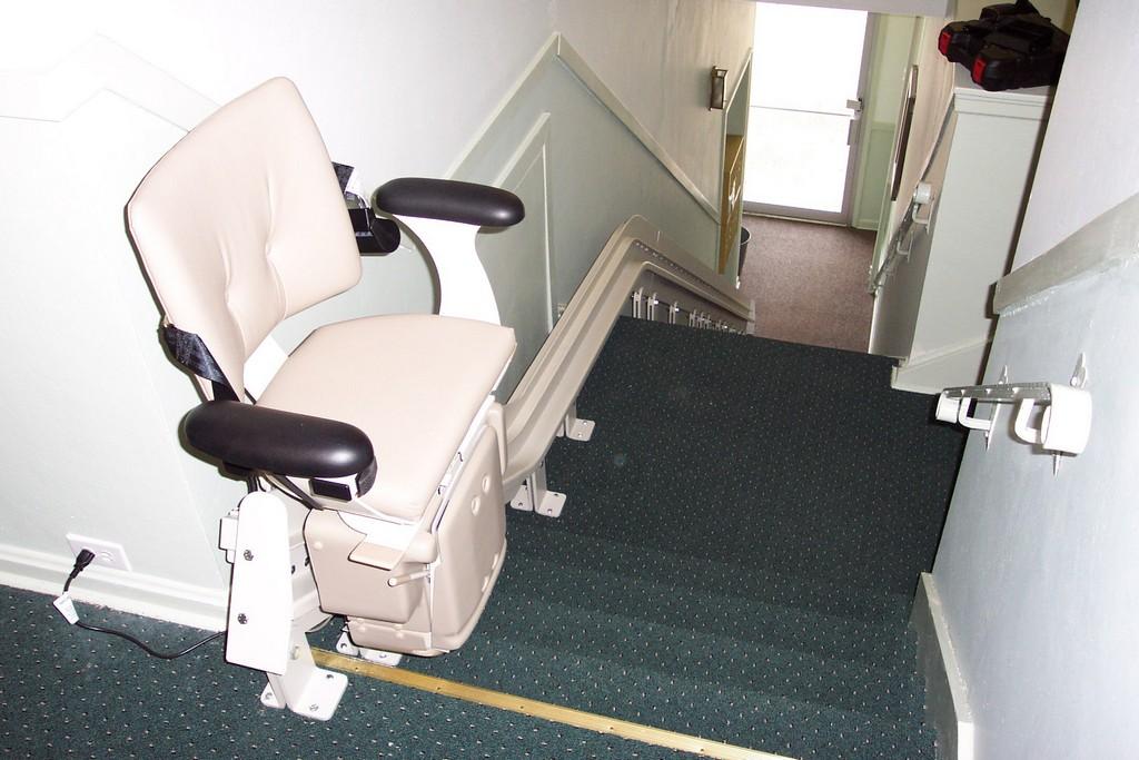 Wheelchair Assistance  Stair lifts basement