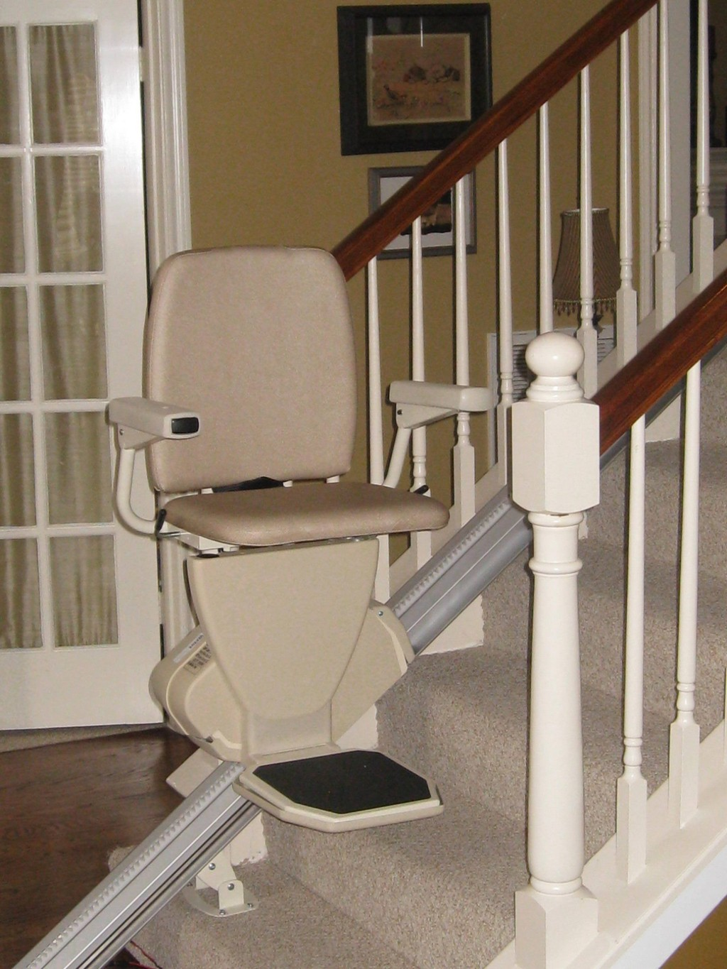 Wheelchair Assistance  Handicap stair lift dealer richmond va