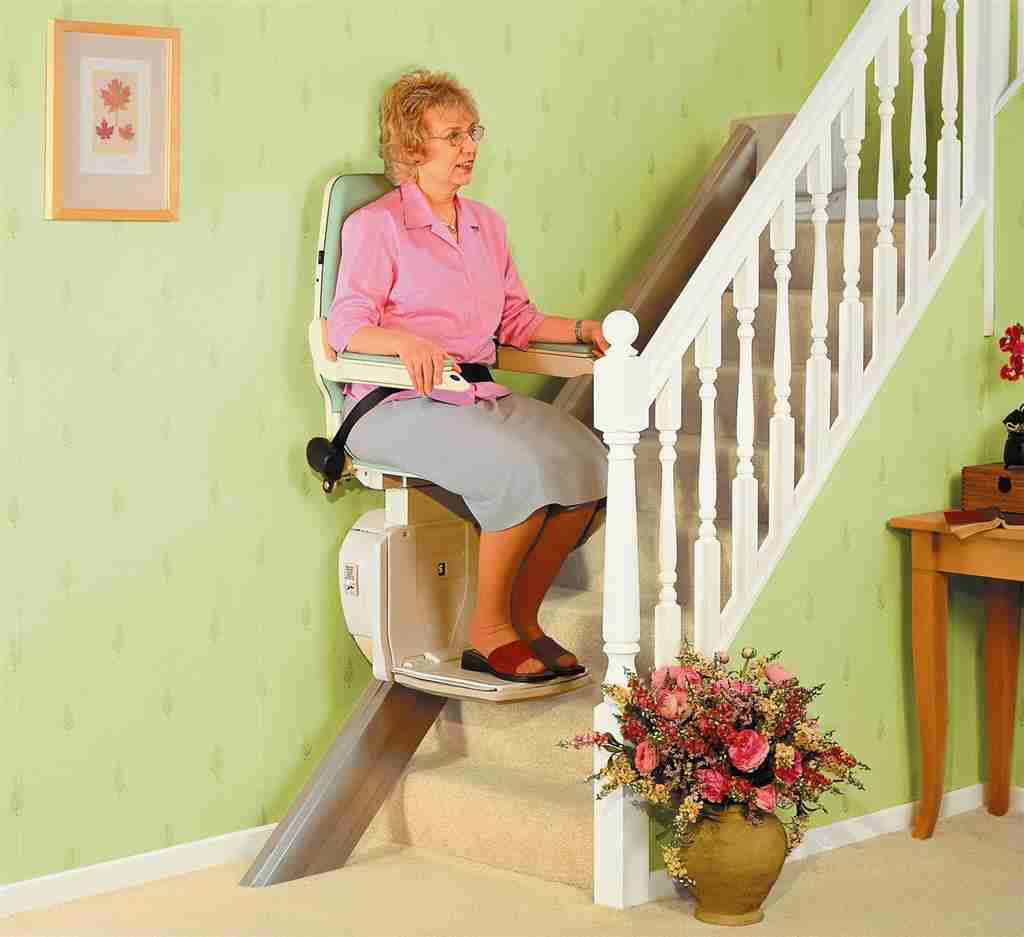 Stair Chair Lifts Wheelchair Assistance Used Stair Lift Ohio