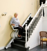 Wheelchair Assistance | Portable stair lift
