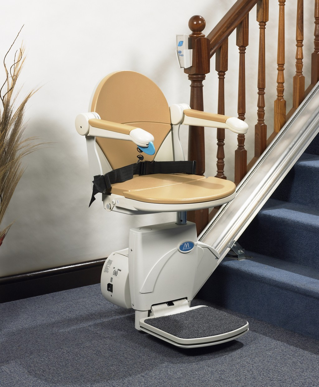 Wheelchair Assistance  Home chair stair lift