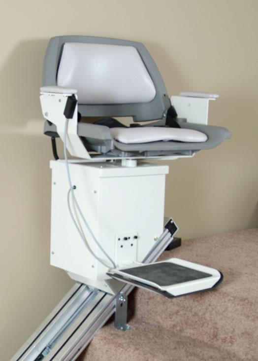 Wheelchair Assistance  Stair lift chair