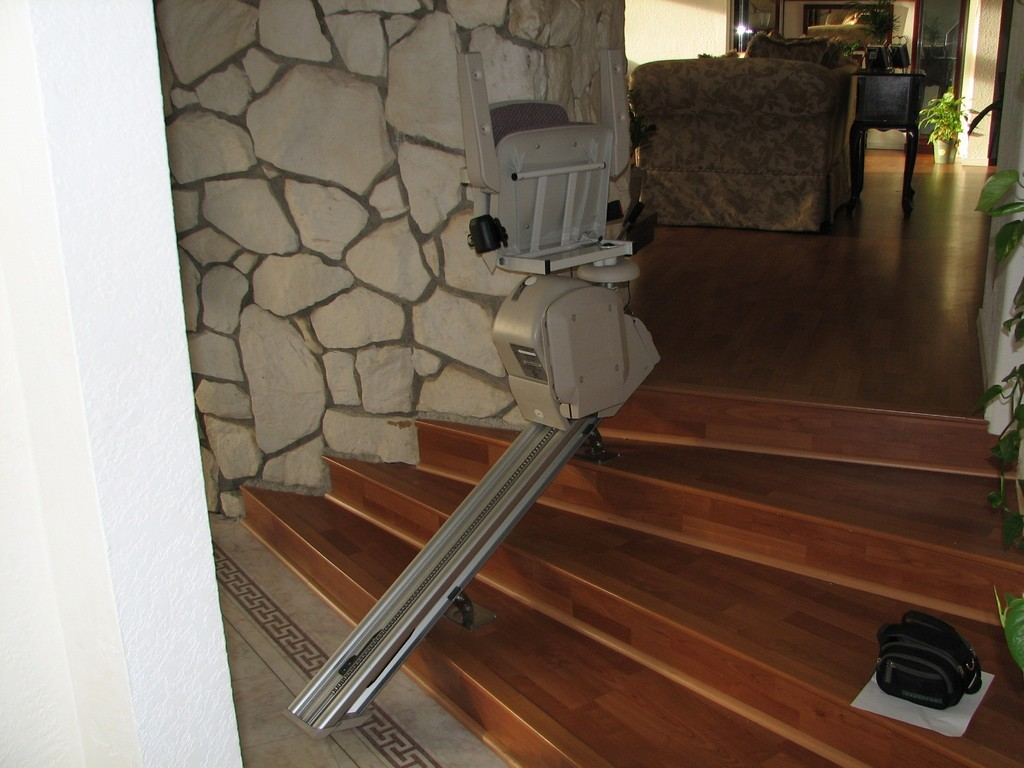 Wheelchair Assistance  Rv stair lifts