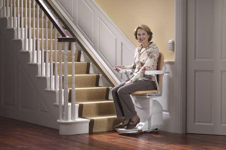 Wheelchair Assistance  Stair chair lift