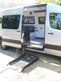Wheelchair Assistance | Handicapped wheel chair lifts