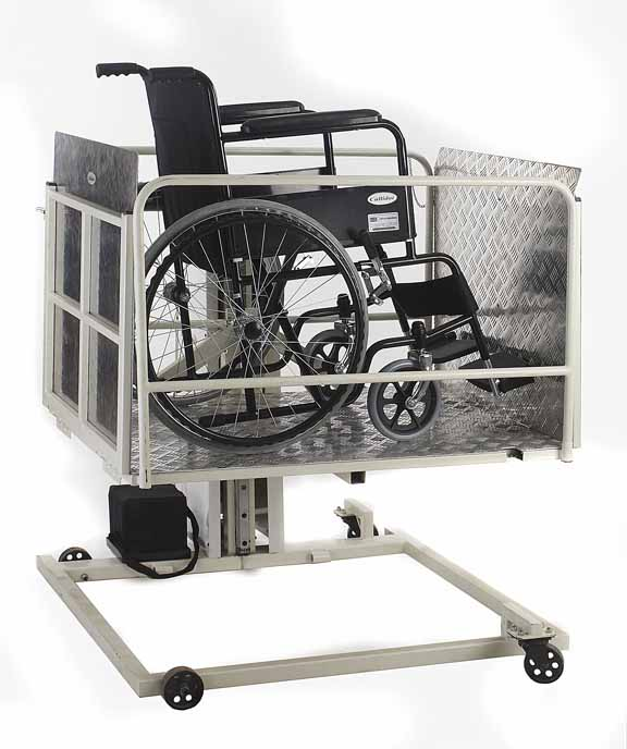 Wheelchair Assistance  Wheelchair lift