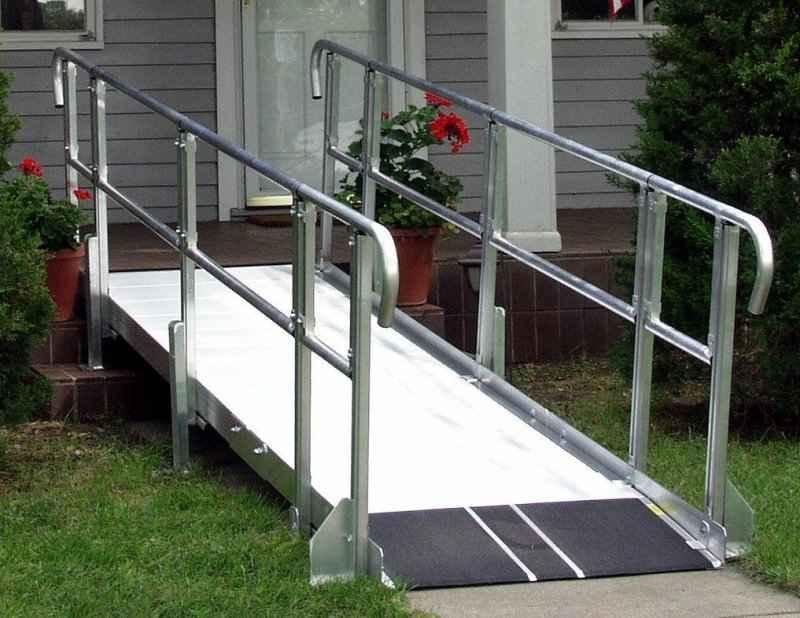 Wheelchair Assistance  Wheel chair ramp plans
