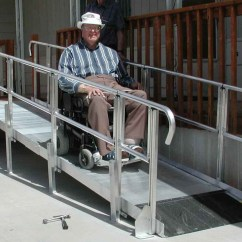 Portable Wheel Chair Ramp Spandex Covers For Sale Wheelchair Assistance | Bay Area Dealer