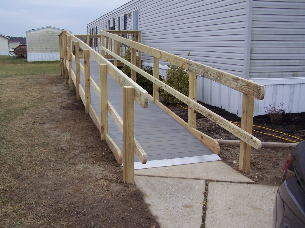 Wheelchair Assistance  Small portable wheelchair ramps